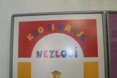 Návštěva muzea - výstava hraček